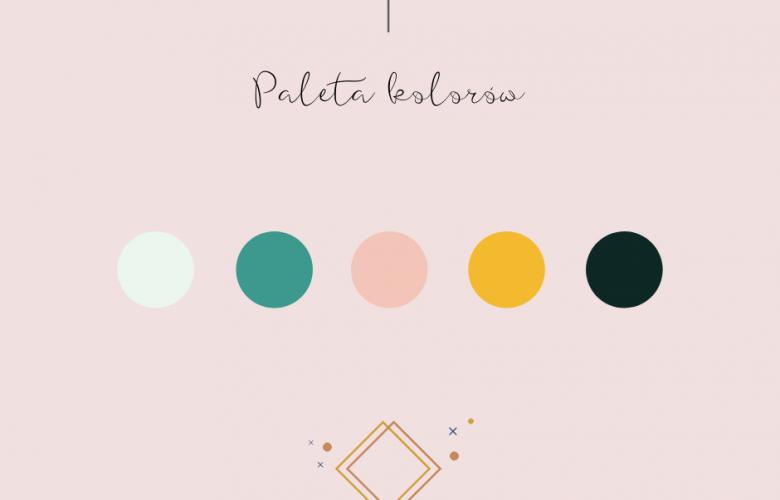 Paleta kolorów numer 1