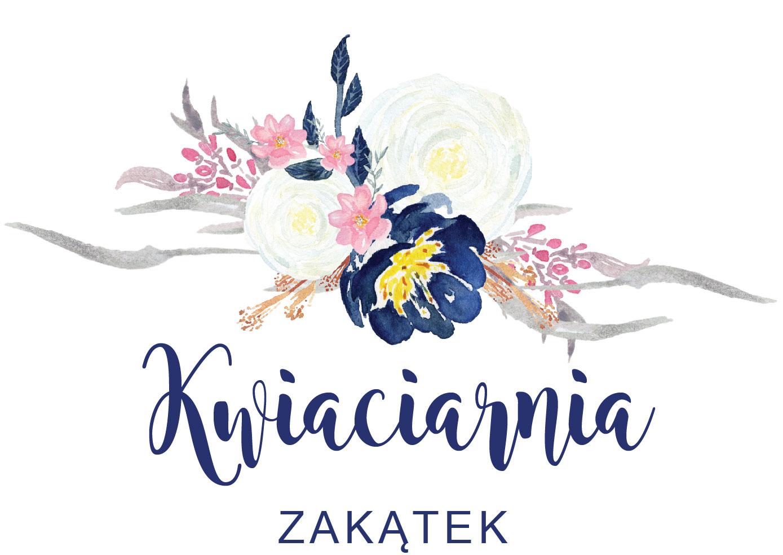 Logo Kwiaciarnia Zakątek